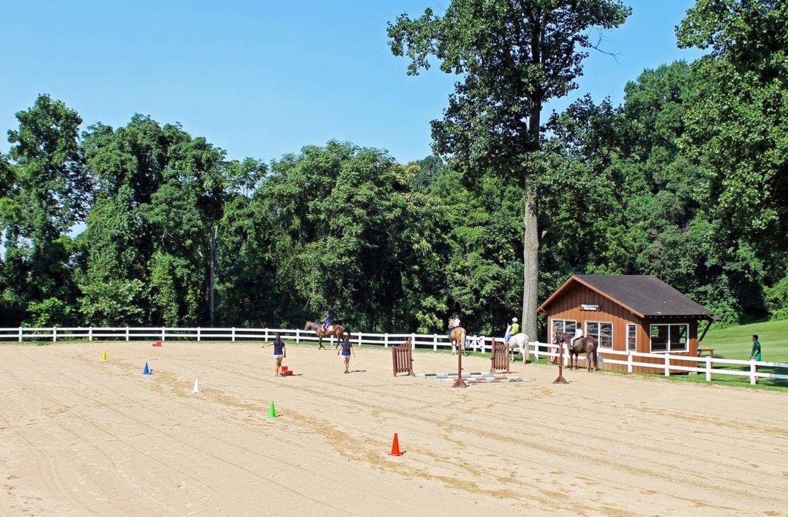 Horseback Riding Facilities